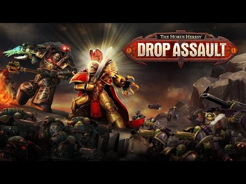 The Horus Heresy: Drop Assault Review, prezentat pe Xiaomi Mi 5 - Mobilissimo.ro
