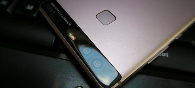 "Huawei P9: Camera ce face poze ""Leic-a boss"""