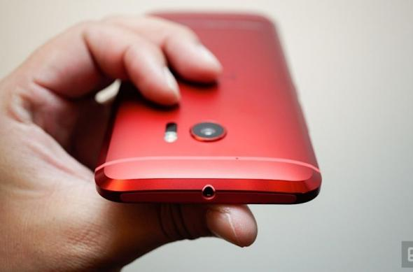 HTC 10 Rosu Camelia - Fotografii hands-on: HTC 10 - Red (1).jpg