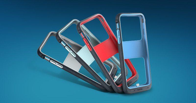 pretty nice 8aa25 cdd6c Sfântul Graal al huselor de iPhone e aici: SanDisk iXpand Memory ...