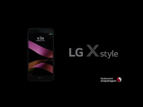 LG X style : Official Product Video (Full ver.)