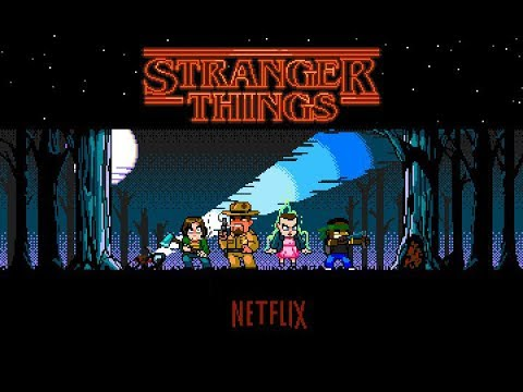 Video-review joc Stranger Things: The Game Review, prezentat pe Sony Xperia XZ1 (Joc Android, iOS)