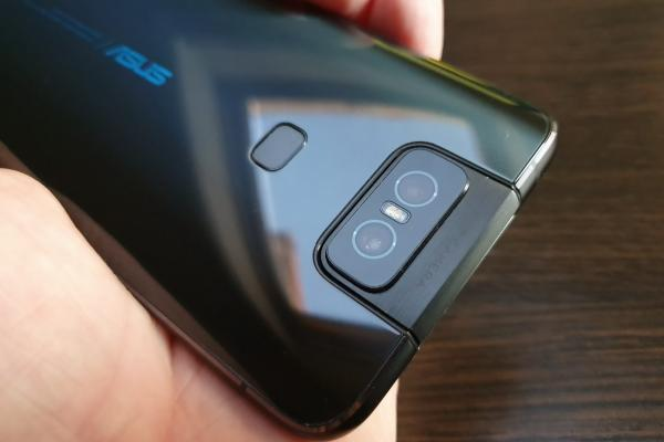 ASUS ZenFone 6 - Fotografii Hands-On