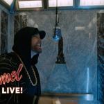 Cum a fost filmată reprezentaţia lui Eminem