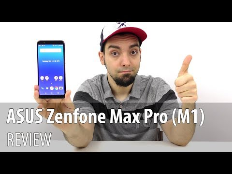 ASUS Zenfone Max Pro (M1) Video Review în Limba Română (Battery Phone de 5.000 mAh)