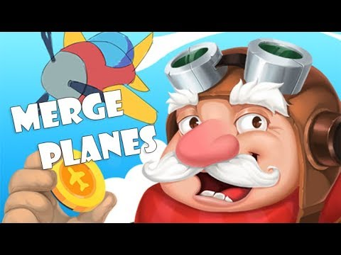 "Video-review/ gameplay joc ""Merge Plane"", prezentat pe telefonul CAT S61 (Joc Android și iOS cu avioane)"