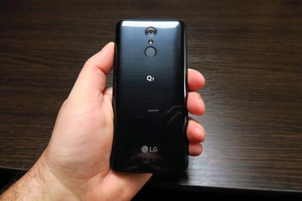 LG Q7 - Fotografii Hands-On