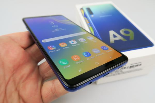 Samsung Galaxy A9 (2018) - Unboxing