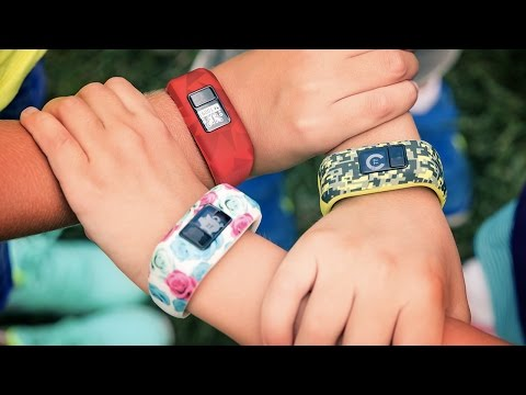 vívofit jr.: The Activity Tracker Just for Kids