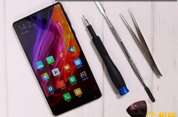 Xiaomi Mi MIX - Disecare: Mi-Mix-Teardown-2.jpg