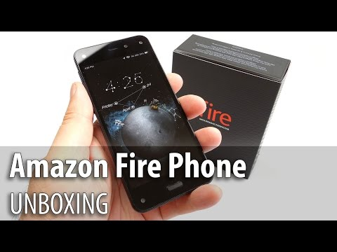 Unboxing: Amazon Fire Phone
