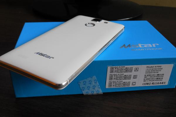 Mstar S700 - Unboxing