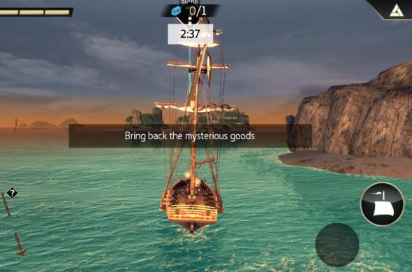 Assassin's creed Pirates review: un simulator excelent al vieții de pirat (Video): screenshot_2013_12_06_00_27_14.jpg