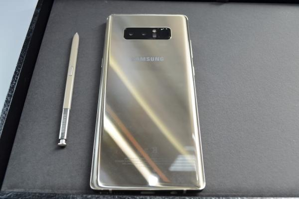 Samsung Galaxy Note 8 - Fotografii Hands-On