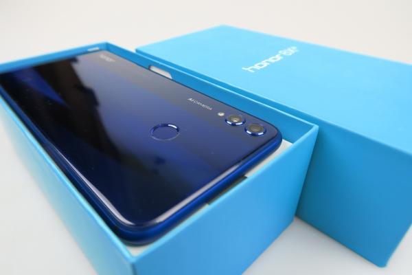 Huawei Honor 8X - Unboxing