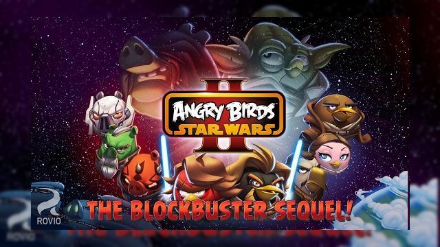 Angry Birds Star Wars Screenshots & Poll | AngryBirdsNest