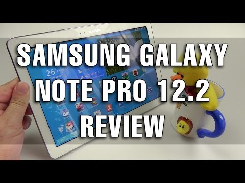 Samsung Galaxy Note Pro 12.2 Review (Tabletă Android 12 inch) - Mobilissimo.ro