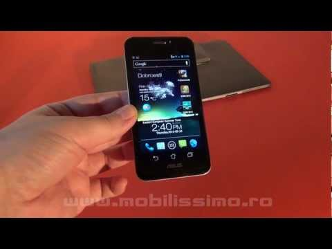 Asus PadFone review Full HD in limba romana - Mobilissimo.ro