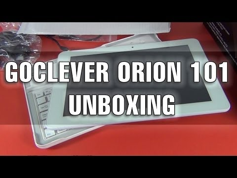 GoClever Orion 101 Unboxing - Mobilissimo.ro