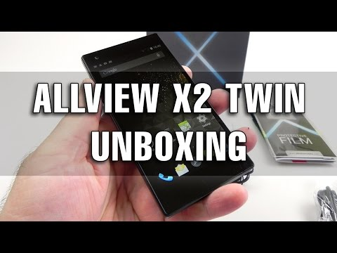 Allview X2 Twin Unboxing + Concurs - Mobilissimo.ro