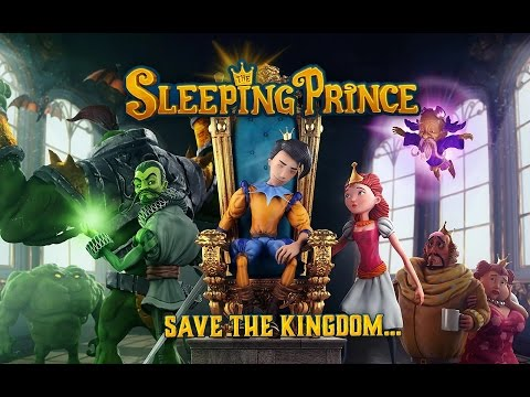 The Sleeping Prince Review prezentat pe BlackBerry Passport [Android, iOS] - Mobilissimo.ro