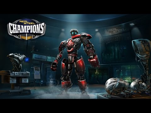 Real Steel Champions Review prezentat pe Amazon Fire Phone [Android, iOS] - Mobilissimo.ro