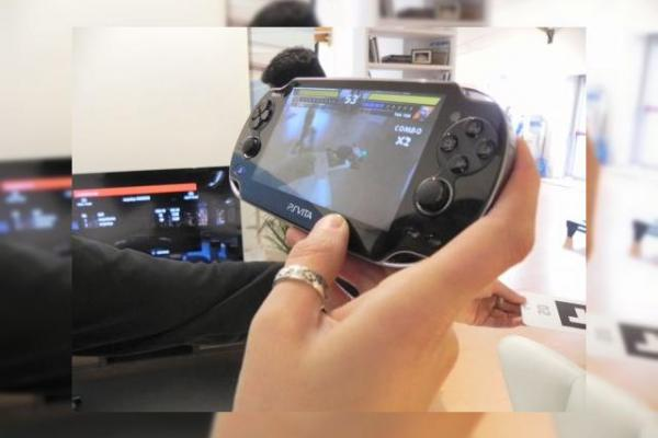 MWC 2012: Sony PS Vita hands-on - realitatea augmentată la putere! (Video)