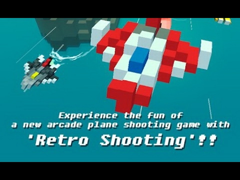 Video review joc Retro Shooting, prezentat pe Allview P9 Energy (Joc Android)