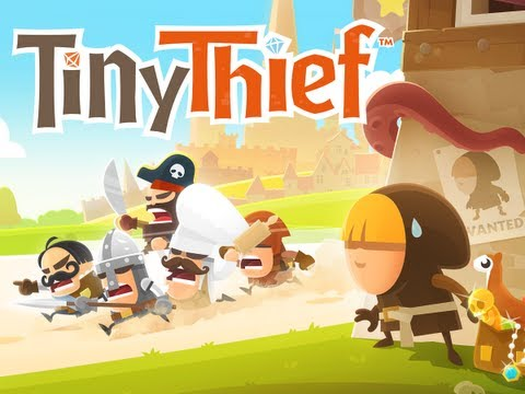 Tiny Thief review, prezentat pe Oppo Find 5 (Jocuri Android) - Mobilissimo.ro